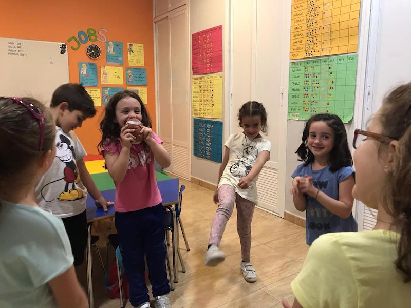 cursos ingles kids