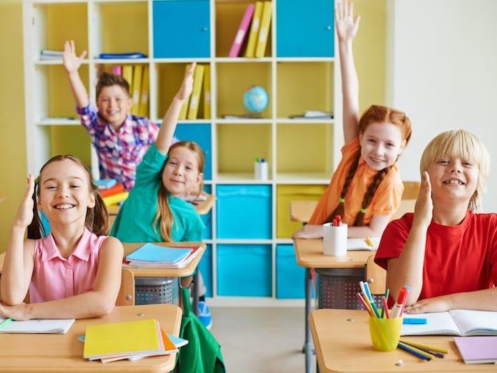 clases de ingles primaria